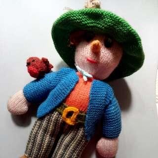 Boneka Rajut