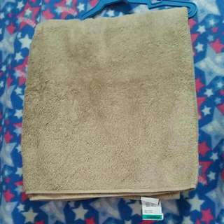 Imported L. Brown Towel