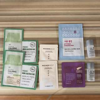 FACE SHOP Calming Seed And Co