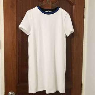 Zara Trf Shift Dress