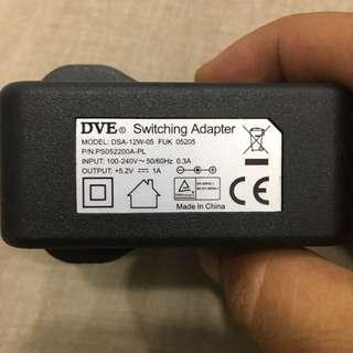 DVE Switching DSA Adapter