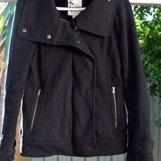 Black Colorado Jacket