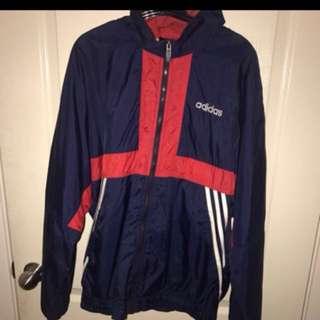 Old School Adidas Jacket