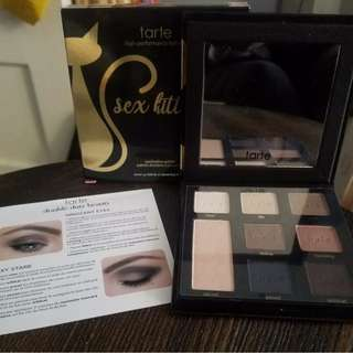 Tarte Cosmetics limited-edition sex kitten eyeshadow palette Brand New & Authentic
