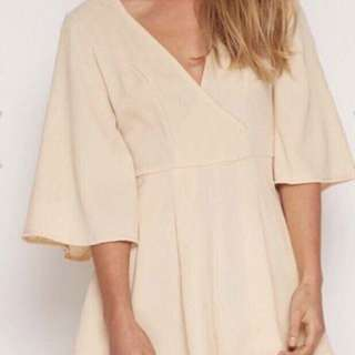 Playsuit BEIGE