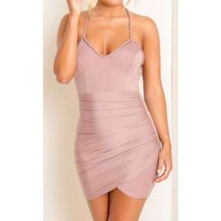 Bodycon Dress MOCHA