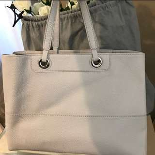 Oroton Entourage Tote - Grey