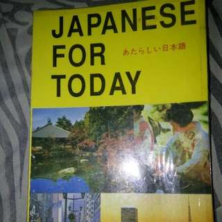 REPRICED! Japanese For Today