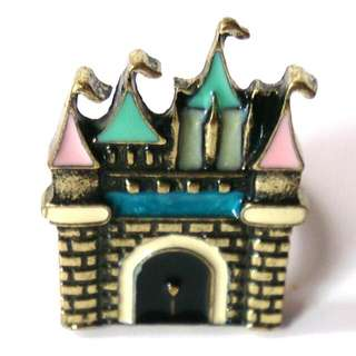 Ring Castle Cincin Kastil Vintage