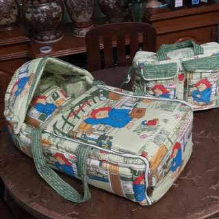 Baby Carrier N Bag Set