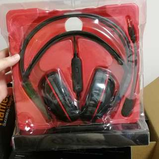 全新Asus Cerberus gaming headset
