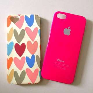 iPhone 5/5s Casing Bundle