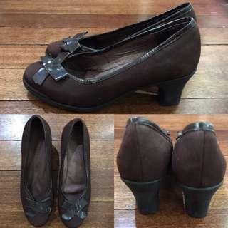 Pabder Donna Close Shoes