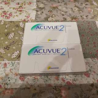 Acuvue Monthly Contact Lenses