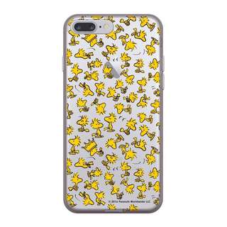 iPhone 7/7plus/6s/plus/6plus 手機殼 伍茲塔克 卡通 史努比