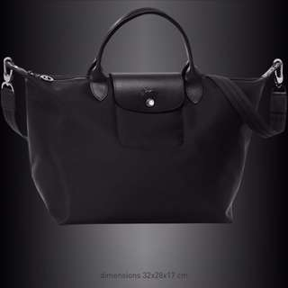 Longchamp le Pliage Neo Medium Size
