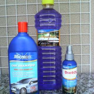 Microtex For Cars