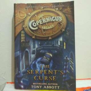 The Serpent's Curse (The Copernicus Legacy) - Tony Abott