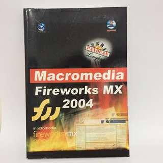 Buku Macromedia Fireworks MX 2004