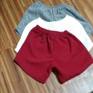 Bundle babies shorts