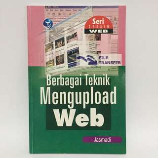 Buku Berbagai Teknik Mengupload Web