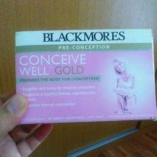 Blackmores Pre Conception