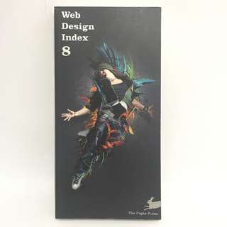 Buku Web Design Index 8 (IMPORT)