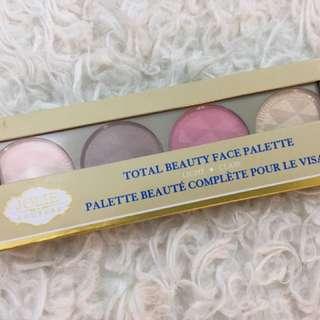 Jolie Couture Total Beauty Face Palette