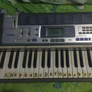 CASIO Key Lighting Keyboard LK-100 (with LCD Display)