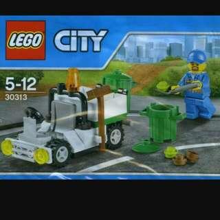 Lego City 30313 Rubbish Truck Polybag