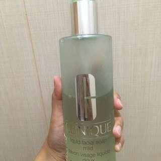 Preloved Clinique Liquid Soap Mild