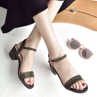 PO: Minimalist Block Heels #2