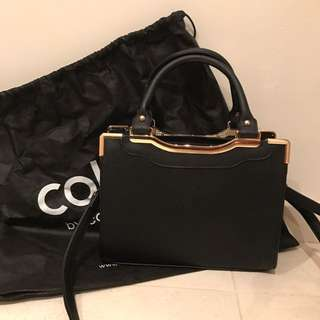 Colette Black Shoulder Bag