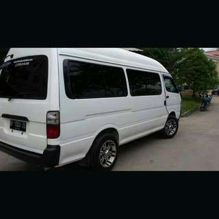 3D2N Batam Van 12 Seater Transport Booking With Driver