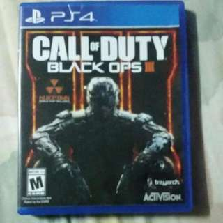 (PS4)Call of Duty Black Ops 3