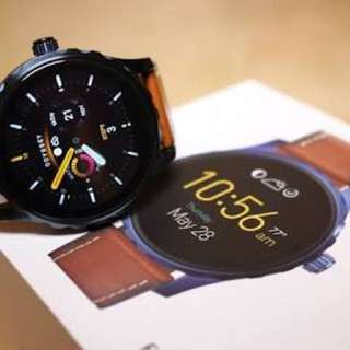 Fossil Smartwatch Q Marshall