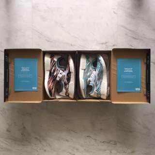 SNS X Adidas NMD R1 Pk 'Datamosh'