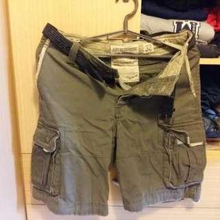A&F短褲