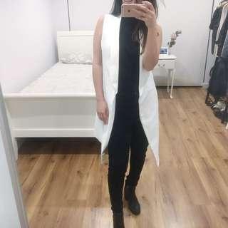 Missguided Vest Dress