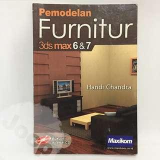 Buku Pemodelan Furnitur 3Ds Max 6 & 7