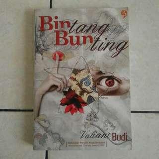 Novel Bintang Bunting