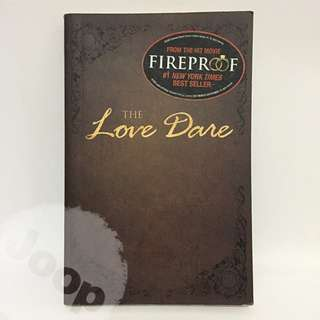 Buku The Love Dare ---IMPORT---