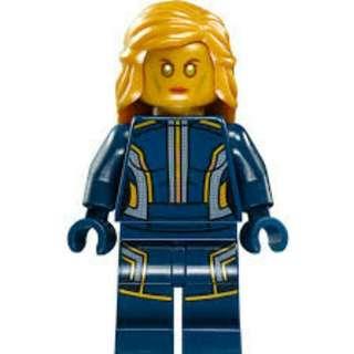 Lego 76080 Ayesha Minifigure