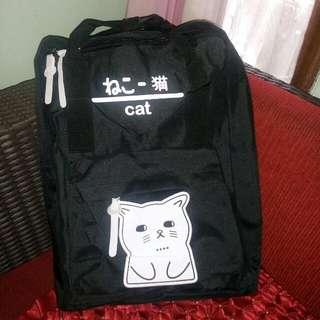 Tas Tumblr Backpack Cat