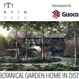A Luxurious Development Launching soon by GuocoLand in District 9 Orchard/River Valley.