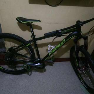 Merida Mountain Bike 10speed Deore 27er