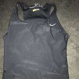 Nike Size 6 Workout Top