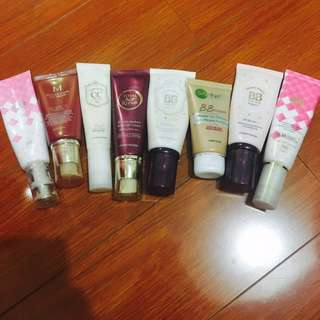 Korean BB Creams Bundle
