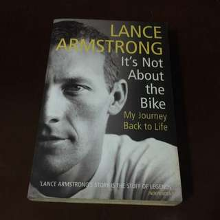 Lance Armstrong: It's Not About The Bike