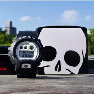 CASIO G-SHOCK OVERKILL TAIWAN Limited Edition GD-X6900 Skull New Genuine